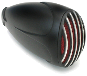 Rapide Air Cleaner - Powder coat black CSC-720